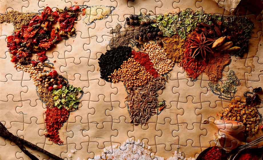 امنیت غذایی در دنیا