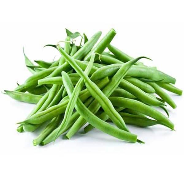 لوبیا سبز درجه 1 در سبد 10 کیلوگرمی