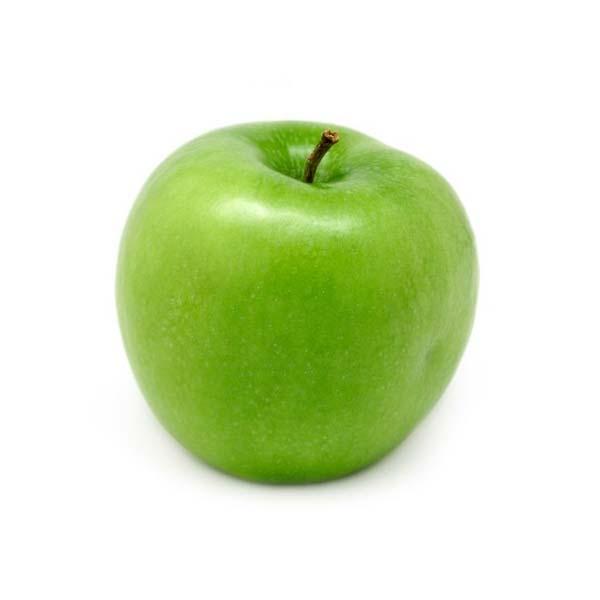 عکس شاخص،سیب سبز فرانسه لوکس در سبد 10 کیلوگرمی