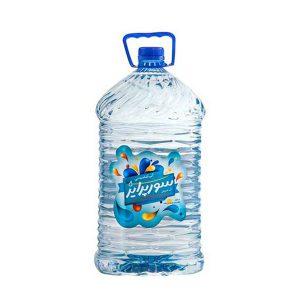 عکس شاخص آب معدنی 10 لیتری سورپرایز