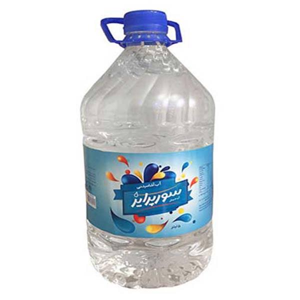 آب معدنی 5 لیتری سورپرایز