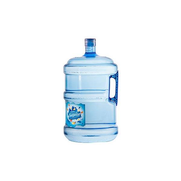 آب معدنی 19 لیتری سورپرایز مخصوص آب سردکن
