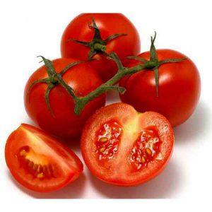 عکس شاخص،گوجه فرنگی ربی در سبد 10 کیلوگرمی
