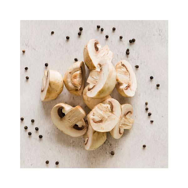 عکس شاخص،قارچ اسلایس شده در بسته 1 کیلوگرمی
