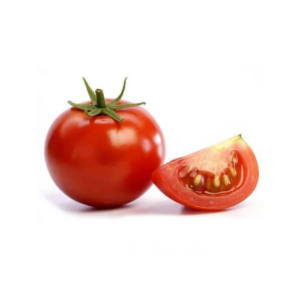 عکس شاخص،گوجه فرنگی درجه 1 در سبد 10 کیلوگرمی
