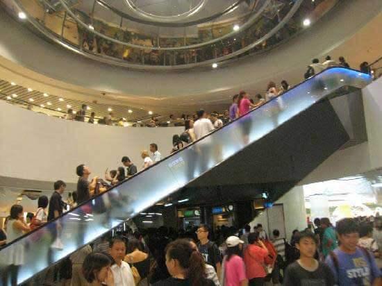 میزان اطلاع رسانی درباره کالاها به مشتریان