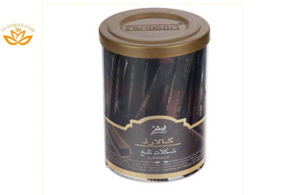 شکلات تلخ گالارد مدادی بانکی 10 گرمی فرمند در 6 جعبه 30 عددی