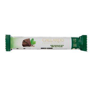 عکس شاخص شکلات با مغز نعناع بار گالارد 25 گرمی فرمند در 6 جعبه 24 عددی