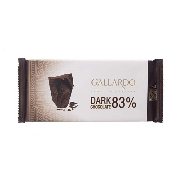 عکس شاخص شکلات تلخ تابلت گالارد 65 گرمی فرمند در 6 جعبه 12 عددی