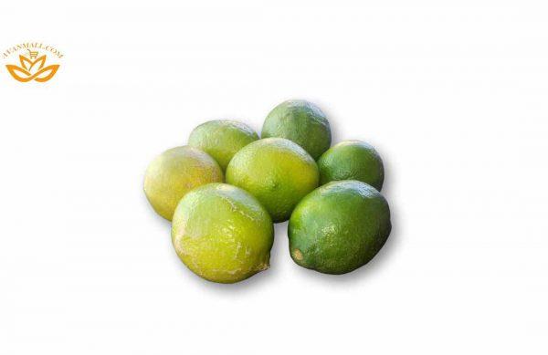 لیموترش سنگی سبز در بسته 5 کیلوگرمی
