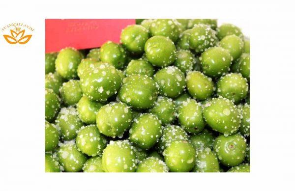 گوجه سبز ریز در بسته بندی 5 کیلوگرمی