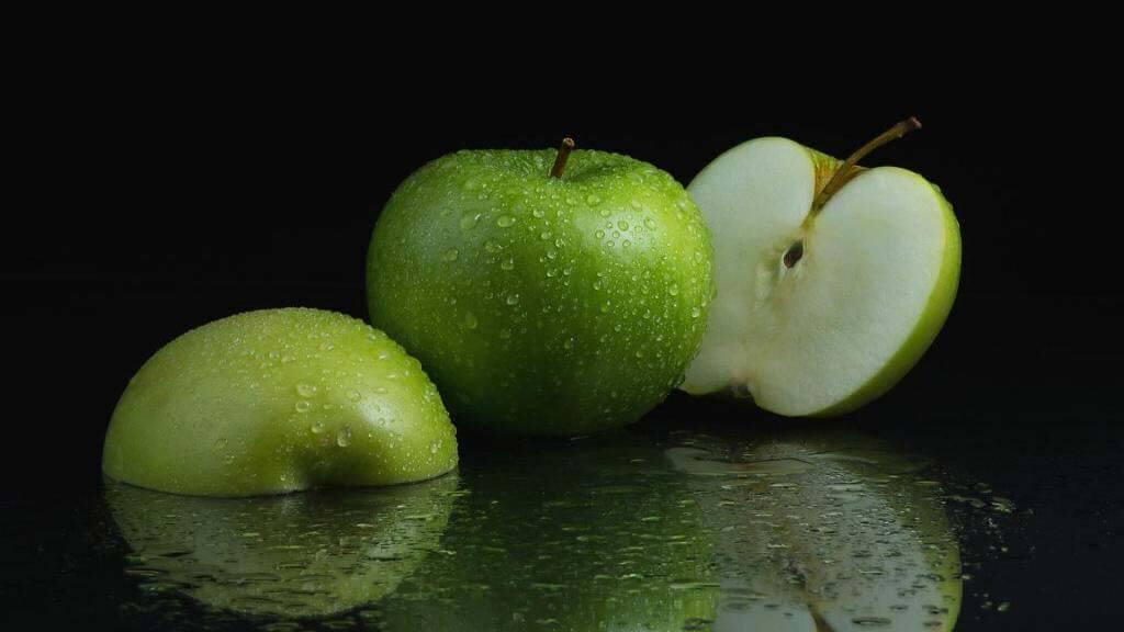 سیب سبز ایرانی لوکس در بسته 10 کیلوگرمی