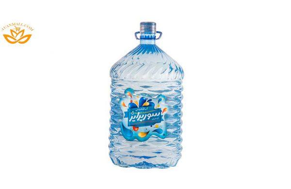 آب معدنی 19 لیتری سورپرایز