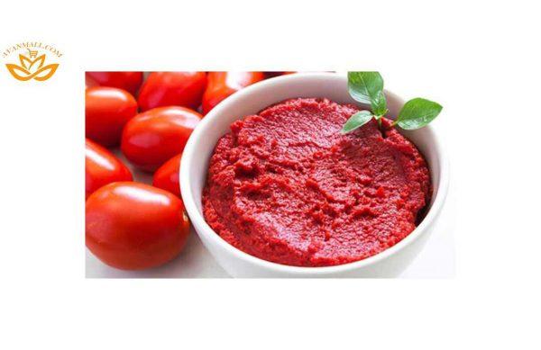 گوجه فرنگی ربی در سبد 10 کیلوگرمی
