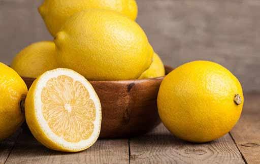 لیمو ترش سنگی زرد در بسته 5 کیلوگرمی
