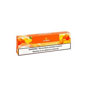 عکس شاخص تنباکو پرتقال خامه 50 گرمی الفاخر در باکس 10 عددی