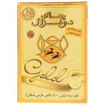 چای دوغزال طلایی ۵۰۰ گرمی در کارتن 24 عددی