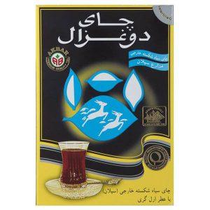 عکس شاخص چای دوغزال معطر ۵۰۰ گرمی در کارتن 24 عددی