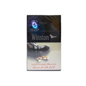 عکس شاخص،سیگار وینستون دبل بسته 10 عددی