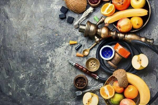 تنباکو پرتقال نعناع 50 گرمی الفاخر در باکس 10 عددی