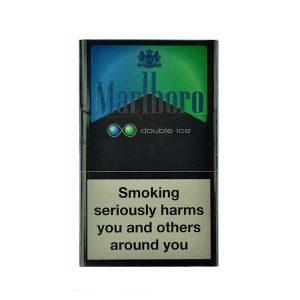عکس شاخص،سیگار مارلبرو دبل آیس در بسته 10 عددی