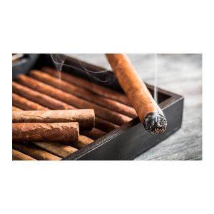 عکس شاخص سیگار بلک بری رگ اچ در بسته 10 عددی